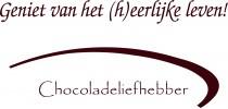 Chocoladeliefhebber