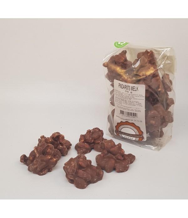 Pindarotsjes Chocoladeliefhebber 400 gram - melk