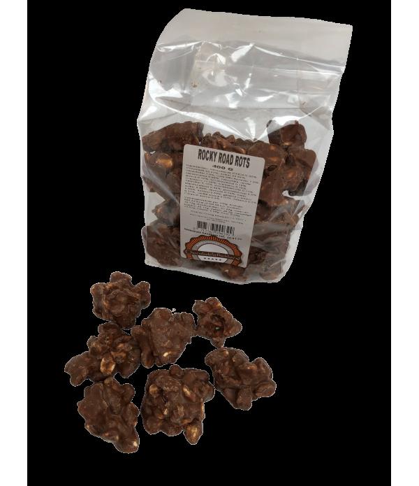 Pindarotsjes Rocky Road 400 gram - Chocoladeliefhe...