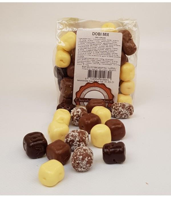 Dobi mix Chocoladeliefhebber 250 gram