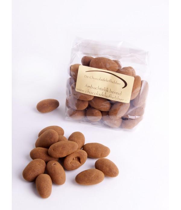Kaneelamandelen Chocoladeliefhebber 250 gram