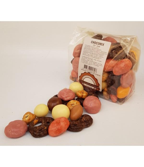 Chocomix Chocoladeliefhebber 350 gram - mix van di...