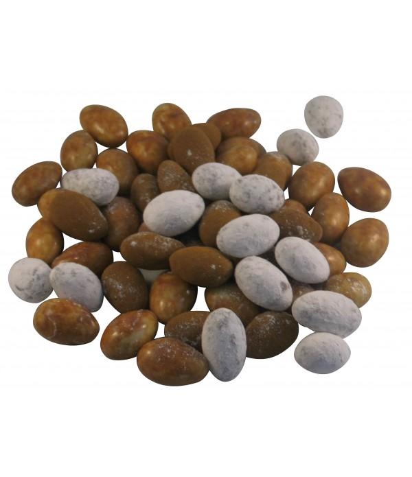 Kaneelamandelen Chocoladeliefhebber 180 gram geschenkverpakking