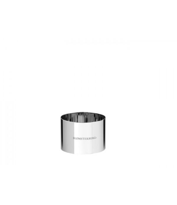Koek vorm 5,0 cm Ø7 cm 2 stk.