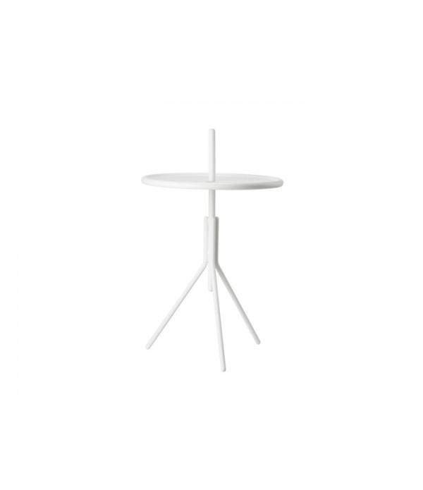 Bijzettafel Inu 33,8x54,5 cm White