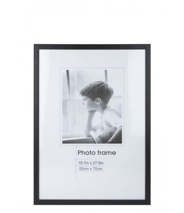 Fotolijst - KJ Collection Denmark zwart 80 x 60 cm