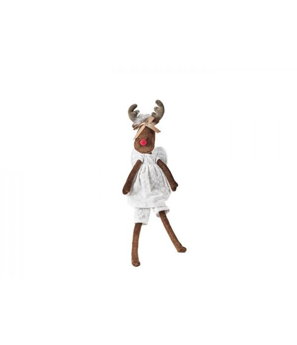 Figuur - Baby Effie - Rudolf - Katoen - H35 cm