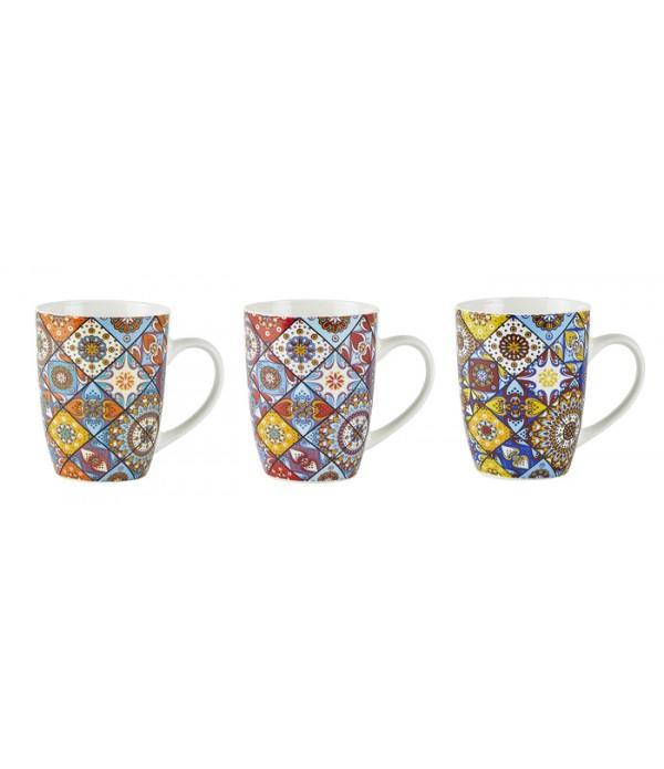 Beker - 3 modellen leverbaar - Porcelain - Multico...