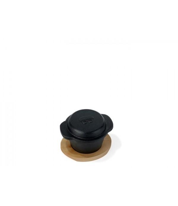 Cocotte 14*11,8*9,3 Cast iron