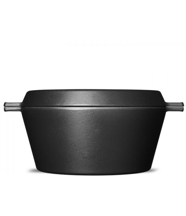 Grillpan Cocotte 3,1 liter dia. 25 cm