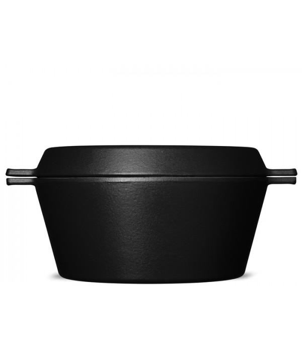 Grillpan Cocotte 2,5 liter dia. 25 cm