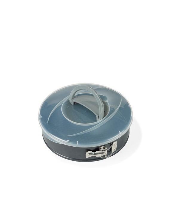 Cake tin w/lid grijs Funktion