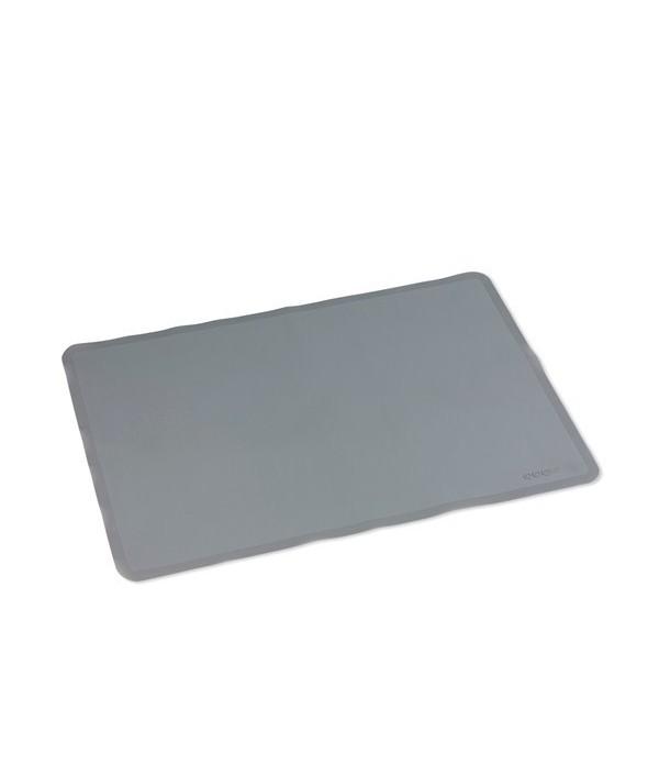 Bakmat 50x35 cm grijs silicone Funktion