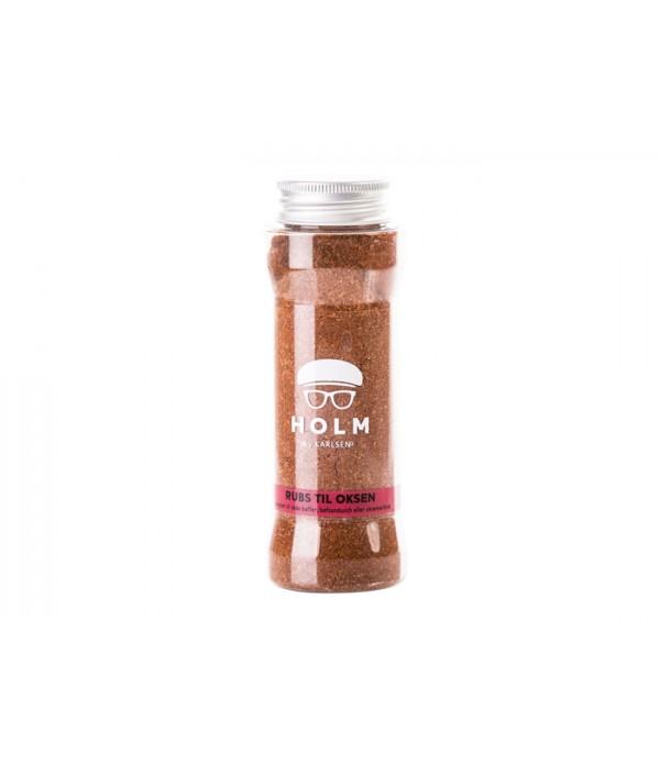 Krydderi rub til oksen HOLM