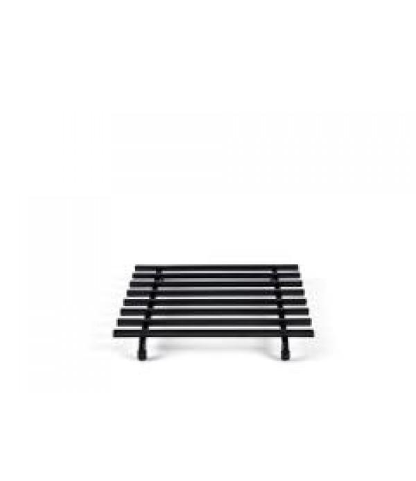 Onderzetter Morso Denmark - zwart 25 x 25 cm