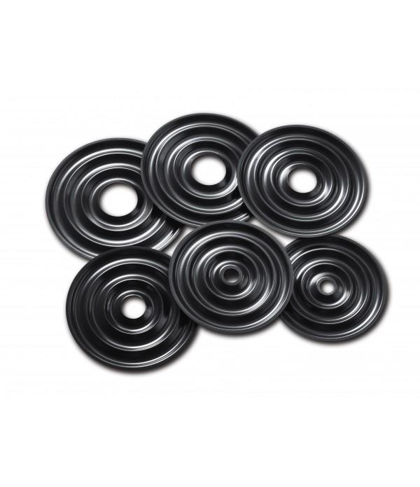 Bakvormen 6 ringen Funktion