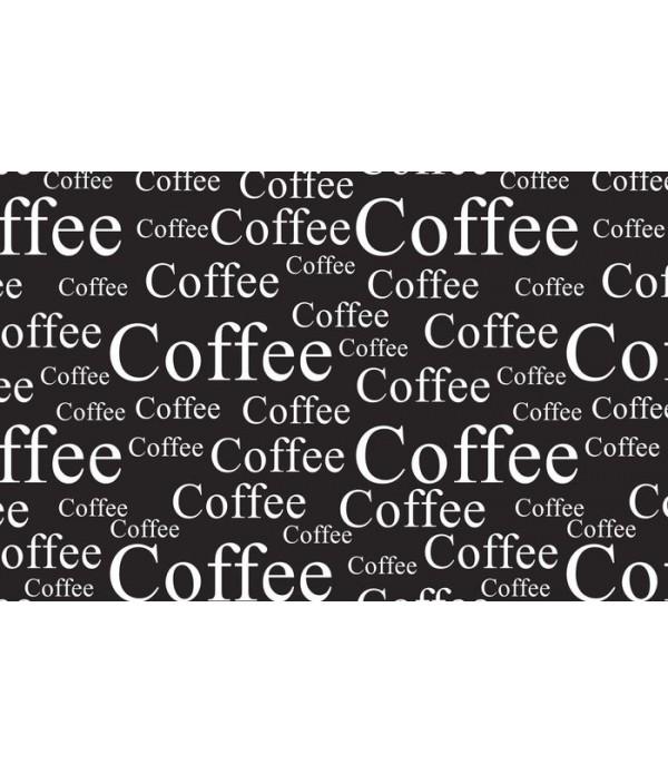 Placemat - coffee - Galzone Denmark - zwart-grijs