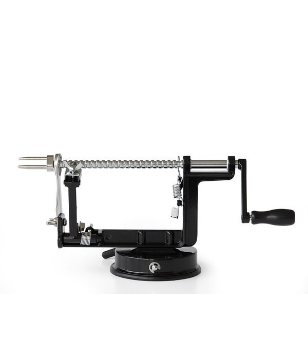 Apple peeler, zwart, Funktion