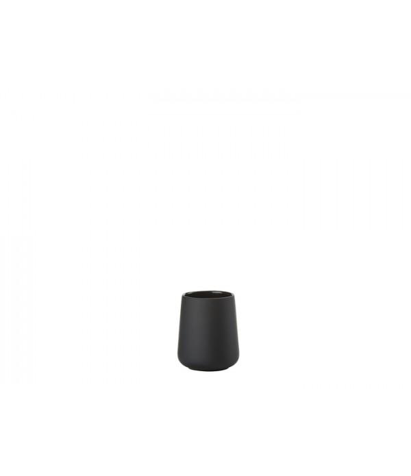 Tandenborstelbeker 361052 - Nova One - zwart