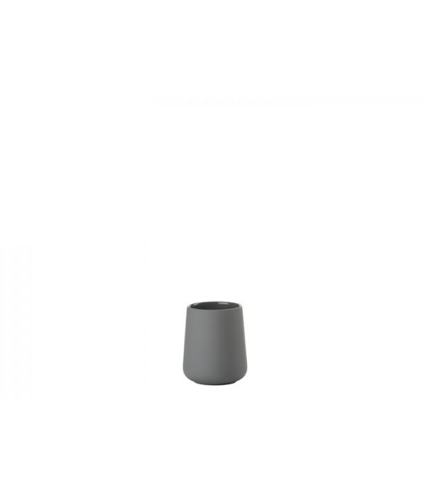 Tandenborstelbeker 361057 - Nova One - grijs