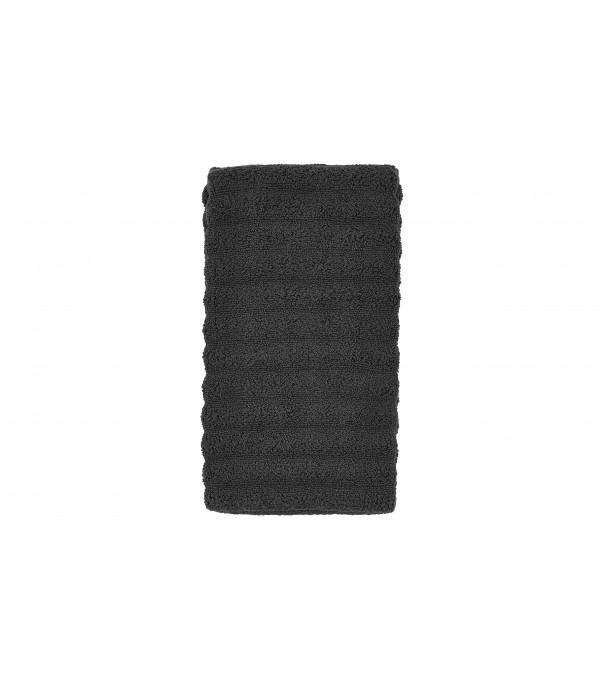 Handdoek 361119 PRIME - antraciet - 100 x 50 cm