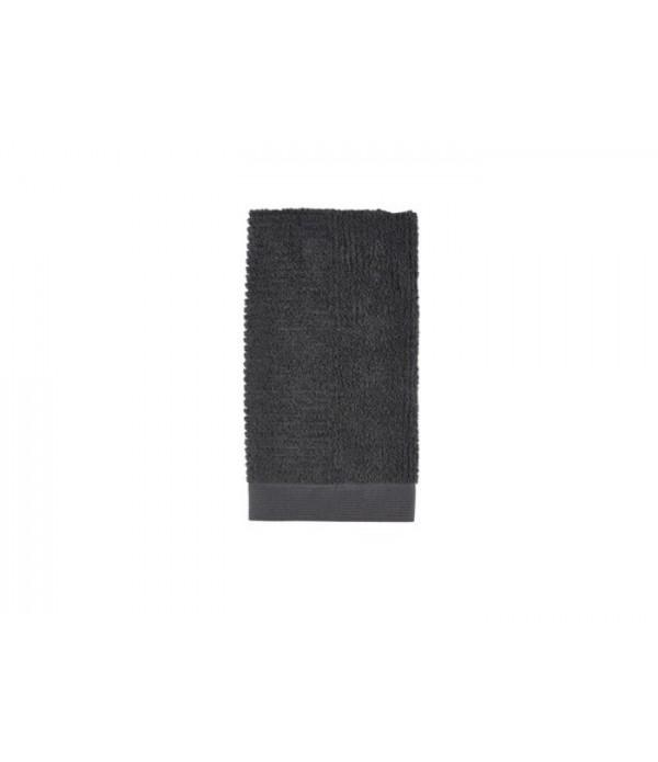 Handdoek 362065 Classic - antraciet - 50 x 100 cm