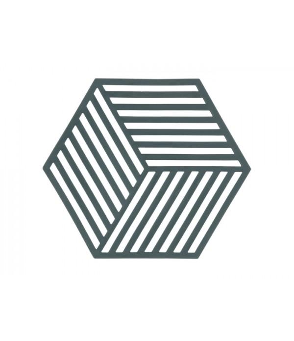 Onderzetter 371026 3D - Hexagon - cactus