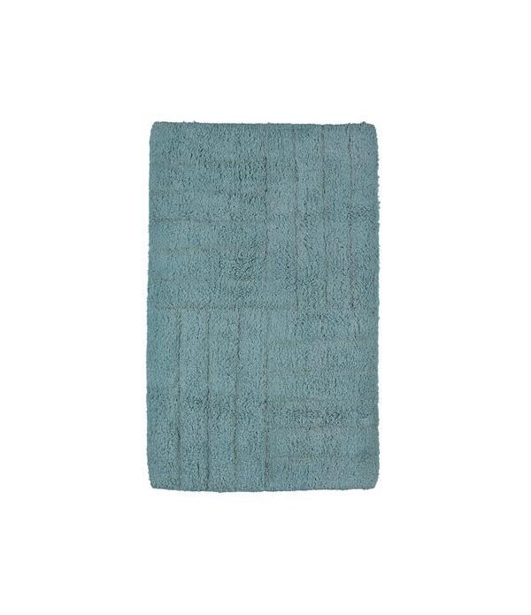Badmat - Classic - Cameo Blue/Petrol Groen