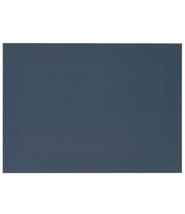 Placemat 371153 linoleum smokey blue 40 x 30