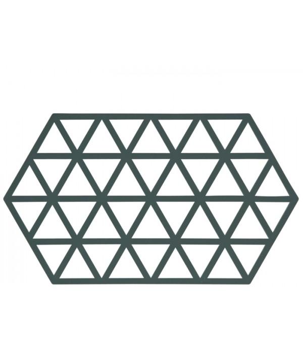 Onderzetter 372067 - TRIANGLES-Cactus - 24 x 14 cm