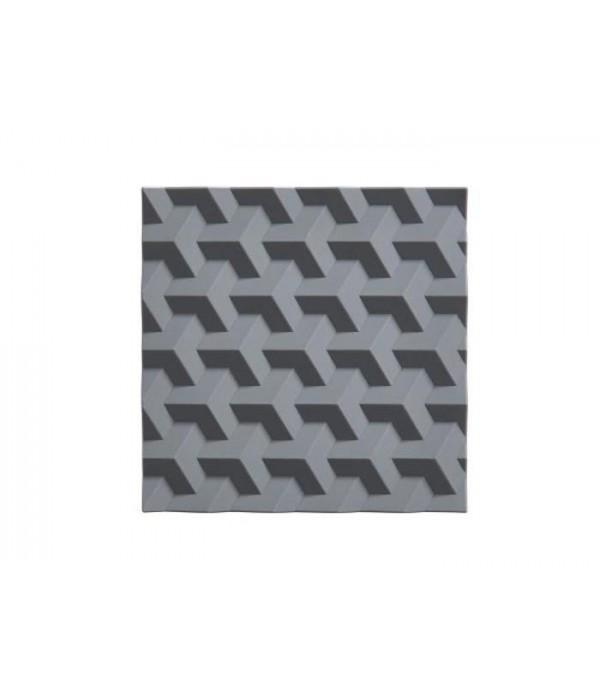 Onderzetter 381024 Origami - Fold - cool grijs