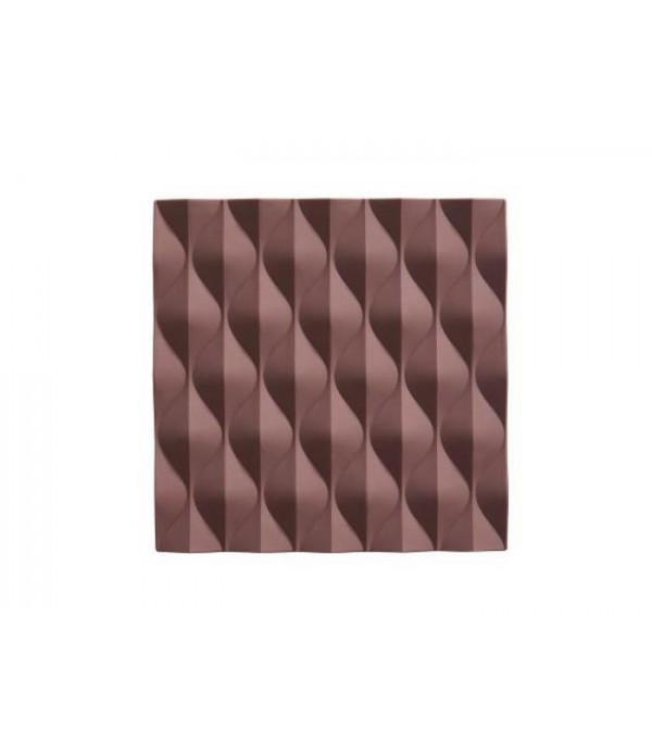 Onderzetter 381030 Origami - Wave - pruim