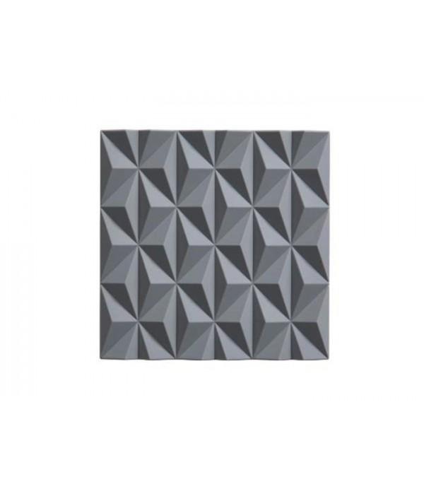 Onderzetter 381032 Origami - Beak - cool grijs