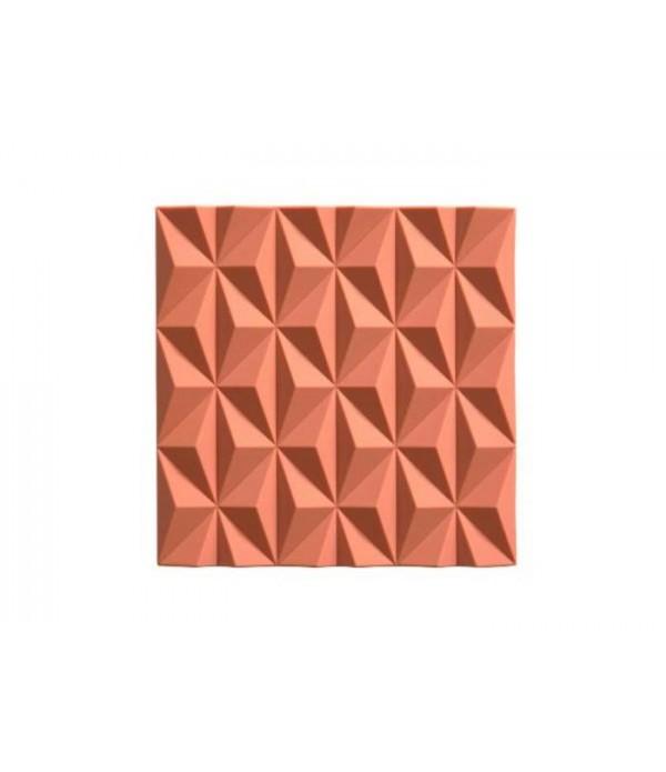 Onderzetter 381033 Origami - Beak - perzik