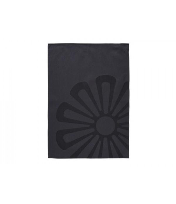 Theedoek 382026 - Daisy - Zone Denmark - zwart - 1...