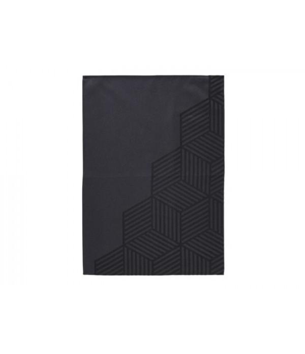Theedoek 382030 - Hexagon -Zone Denmark - zwart - ...