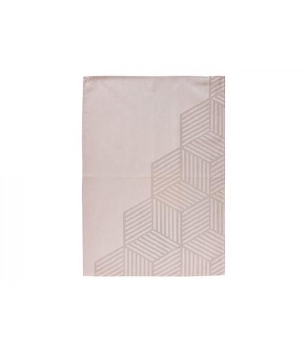 Theedoek 382033 - Hexagon - Zone Denmark - huidskl...