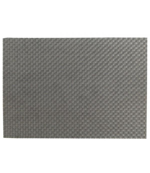 Placemat 850401 - Zone Denmark zilver/zwart