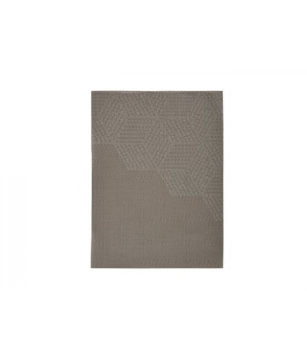 Placemat 382043 - Hexagon - Zone Denmark - taupe -...