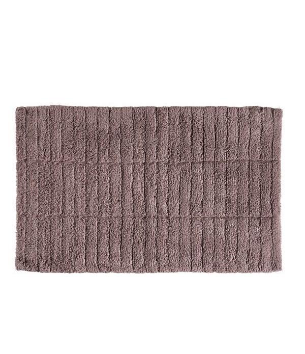 Badmat TILES - Mauve - 80 x 50 cm