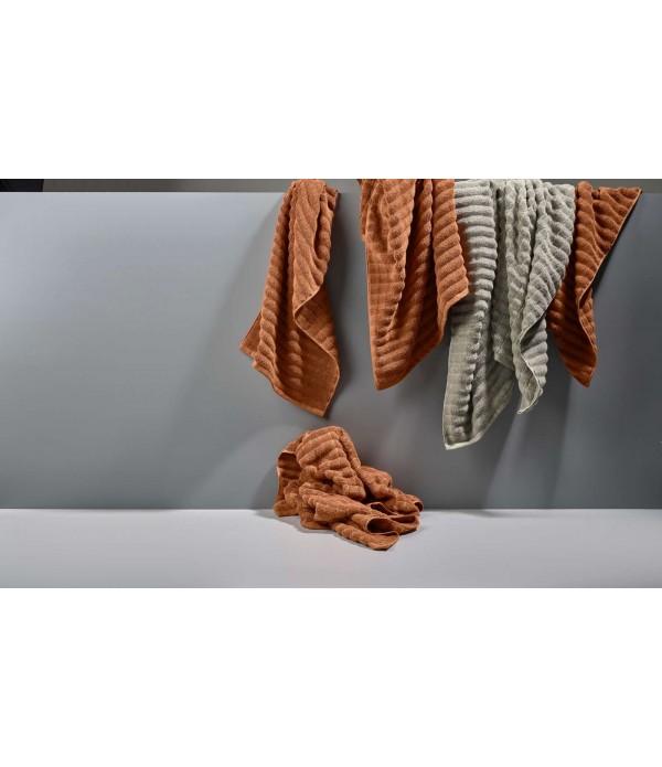 Badhanddoek PRIME - velvet paars - 140 x 70 cm
