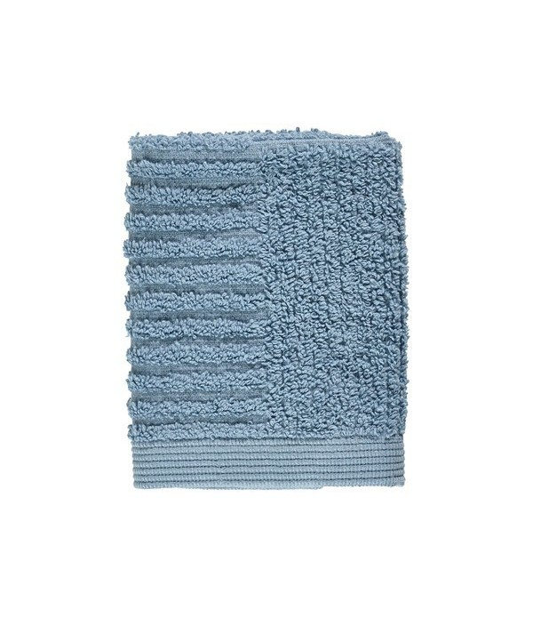 Gastendoekje Classic - Zone Denmark - 30 x 30 cm Blue fox