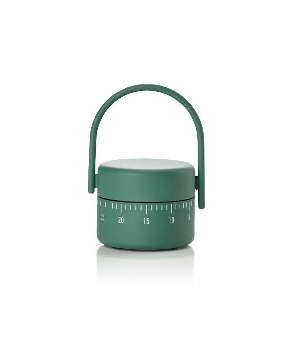 Kookwekker - smaragdgroen