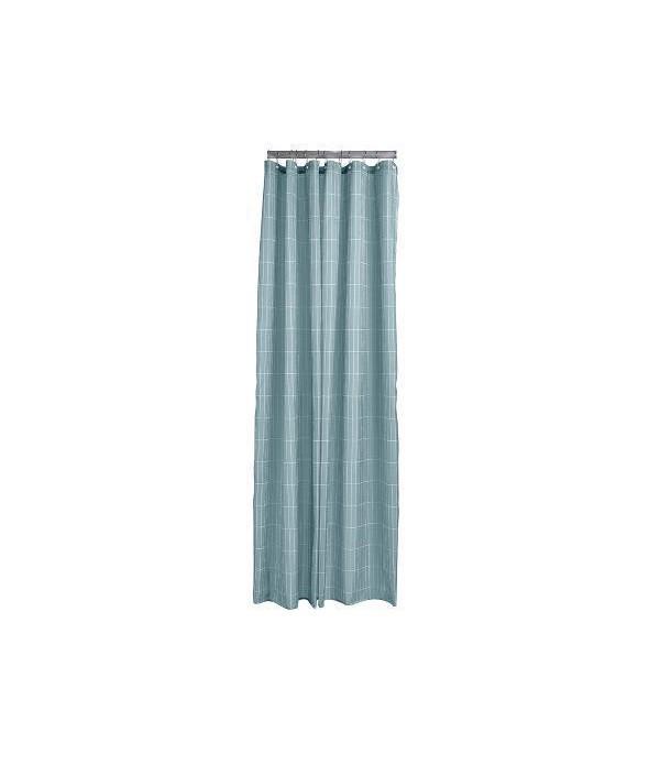Douchegordijn - Tiles - Cameo Blue (Blauw)