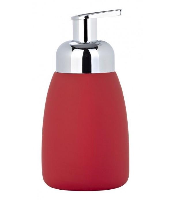 Foamdispenser Confetti 0,25 liter rood