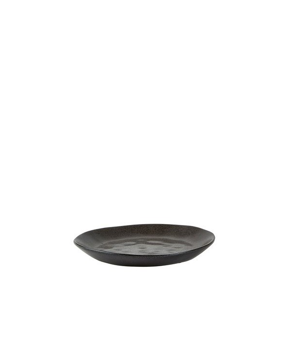 Bord 482401 Villa Collection charcoal grijs - rond...