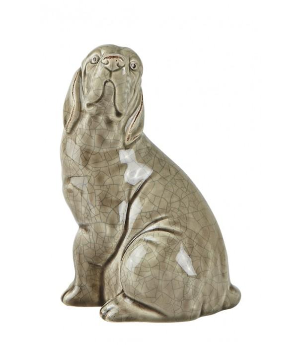 Decoratiefiguur 182343 - Dog - bruin