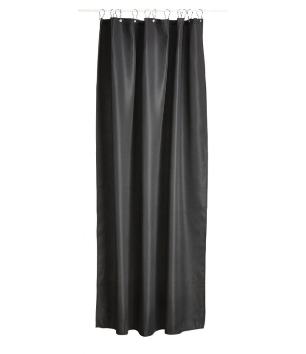Douche gordijn 352028 Lux - zwart