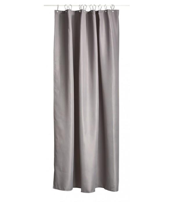 Douche gordijn 352029 Lux - grijs