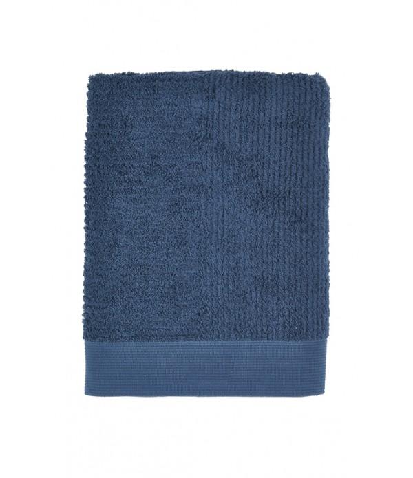 Badhanddoek - Classic/Azuur blauw - 70 x 140 cm